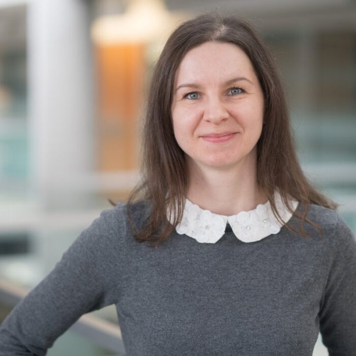 Dr. Tatiana Drugova is the 2019 Richardson-Applebaum Award Winner